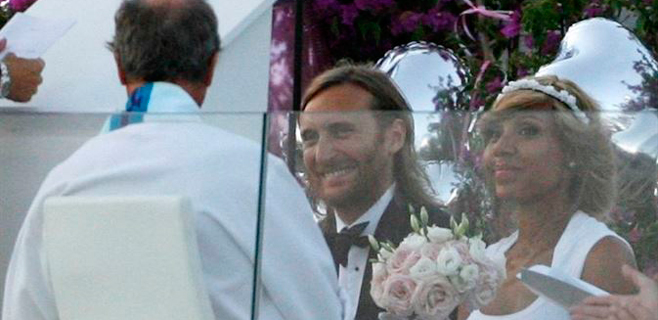 David Guetta se separa de su mujer