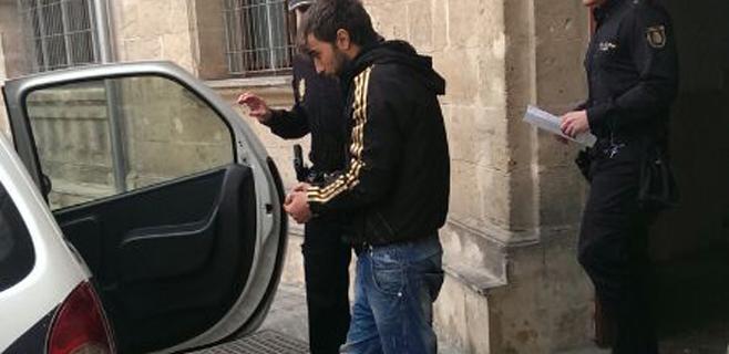 Prisión sin fianza para dos de los autores de la agresión de Son Cladera