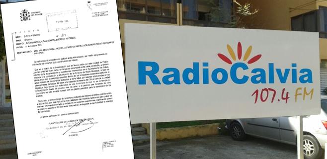 Nuevo aplazamiento del informe policial sobre Ràdio Calvià por falta de medios