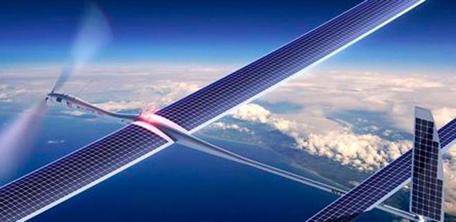 Facebook llevará Internet a todo el mundo con drones voladores