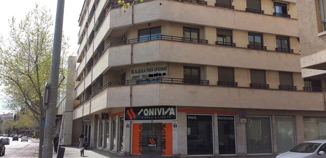 Una finca en Palma concentra tres suicidios