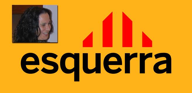 La mallorquina Teresa Sastre irá en las listas de ERC a las Europeas