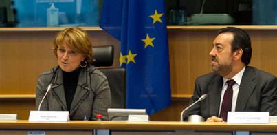 Rosa Estaràs, ponente en la conferencia del Día de la Mujer