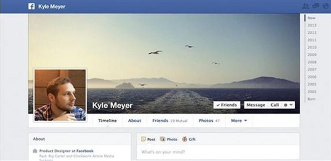 Facebook vuelve a cambiar de imagen