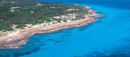 El capital extranjero es el más interesado en explotar faros en Balears