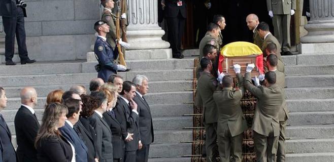 El Govern declara tres días de luto oficial por la muerte de Adolfo Suárez