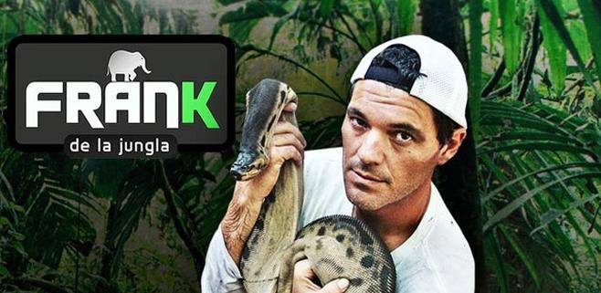 Frank de la Jungla cambia Cuatro por Discovery Max