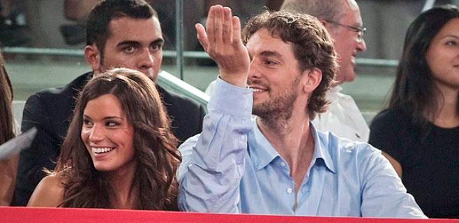 Pau Gasol rompe con su novia
