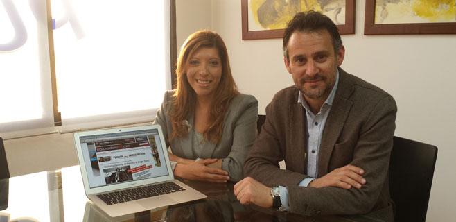 Gema Muñoz, directora de mallorcadiariovip.com