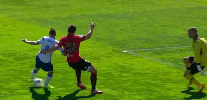 El Mallorca juega con fuego (1-1)