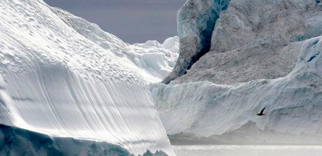 La pérdida de hielo en el noreste de Groenlandia se acelera
