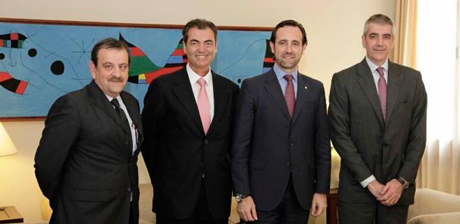 Iberia anuncia un aumento de frecuencias Palma-Madrid