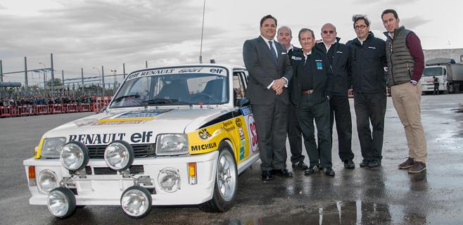 El X Oris Rally Clásico presenta a Jean Ragnotti