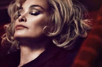Jessica Lange ficha por Marc Jacobs