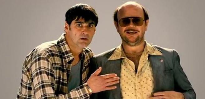 Jesulín y Segura protagonizan el trailer de Torrente 5