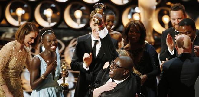 12 a�os de esclavitud y Gravity triunfan en los Oscar