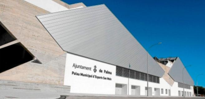 Roig se hará cargo del mantenimiento del Palau d´Esports