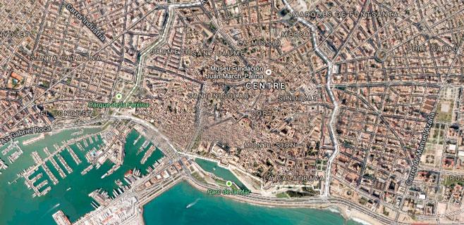 Vecinos y ARCA quieren que todo el centro sea patrimonio de la Unesco