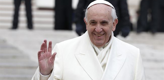 El Papa pide a la mafia que deje de hacer el mal