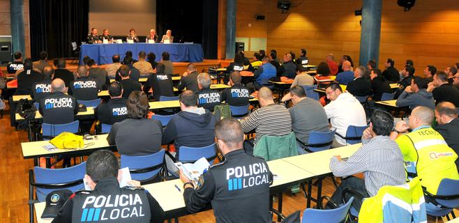 Calvià organiza las Jornadas de Unidades Caninas Policiales