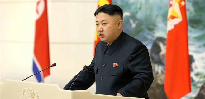 Kim Jong-Un obliga a los estudiantes a llevar su corte de pelo