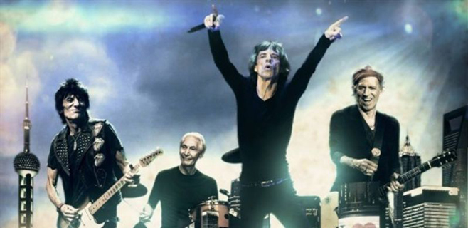 The Rolling Stones, censurados en China
