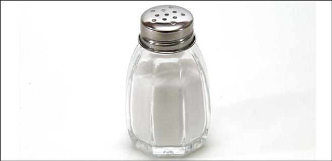 La adicción a la sal es como la de la heroína