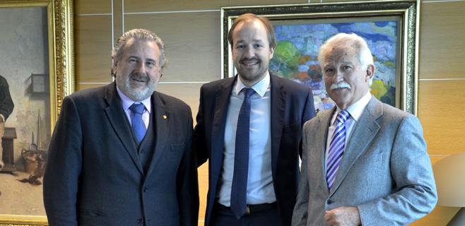 Sa Nostra dará apoyo financiero a AFEDECO y PIMECO