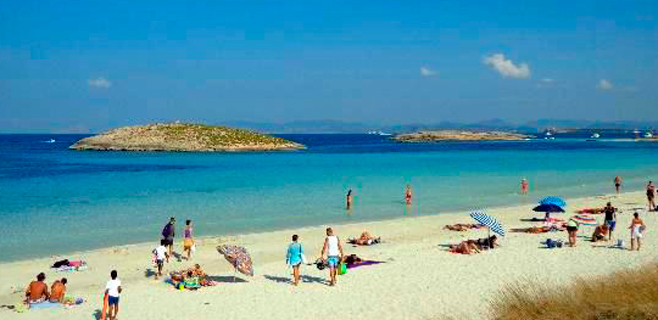 Ses Illetes es la 6ª mejor playa del mundo