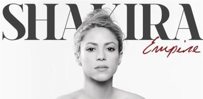 Críticas en la red a Shakira por cantar