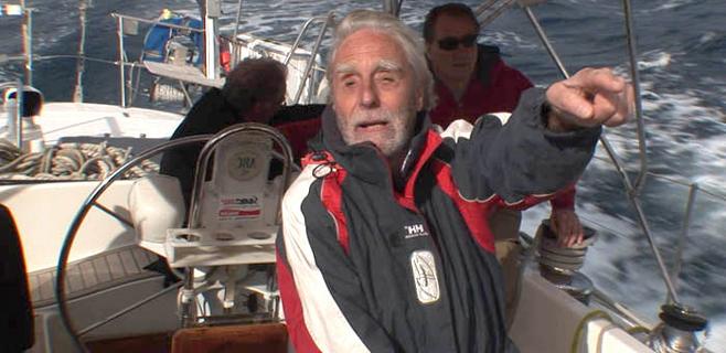 Fallece el navegante Sinto Bestard