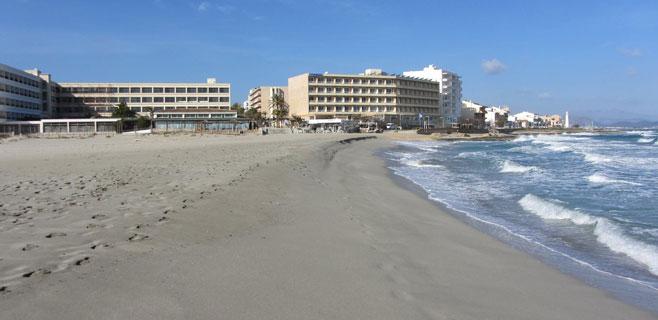 Sigue sin poder identificarse a la mujer muerta en la Playa de Son Bauló