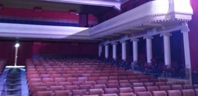 Jornada de puertas abiertas en el Teatre Principal d'Inca