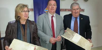 Inca cede un conjunto de tejas pintadas al museo de Fornalutx