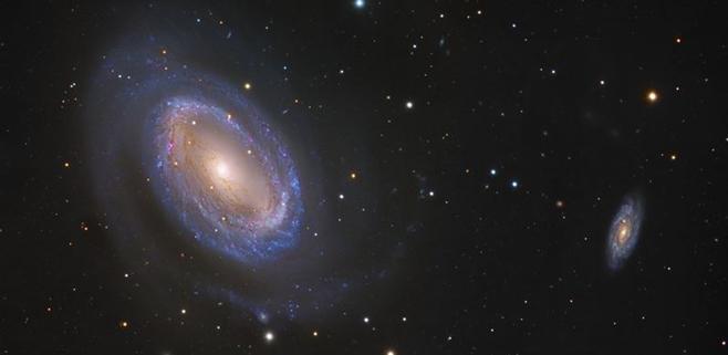 El universo está incrementando su velocidad de expansión