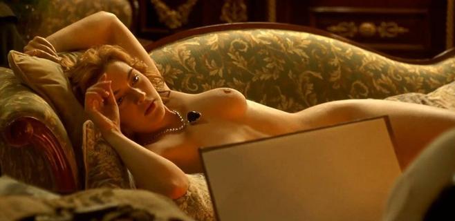 A Kate Winslet sigue atormentándole el desnudo de Titánic
