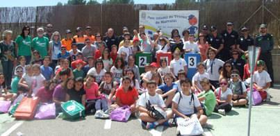 721 niños participan en 'El mejor ciclista de Marratxí'