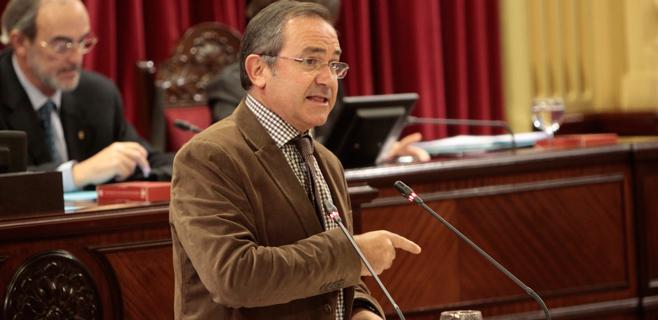 Xicu Tarrés celebra el archivo provisional del caso Eivissa Centre