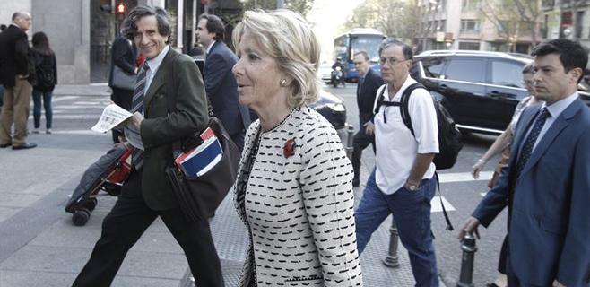 Aguirre ve desproporciando todo lo de su multa
