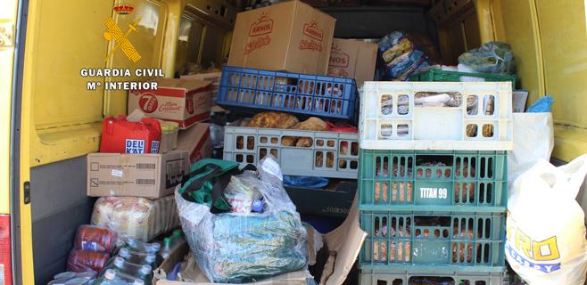 Intervenida en el Port de Palma una tonelada de comida en mal estado
