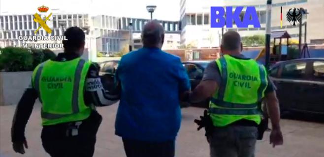 Dos nuevas detenciones de Ángeles del Infierno en Palma y Alemania