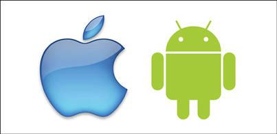 Google Play tiene más descargas pero App Store factura más