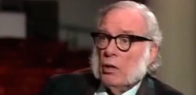 Asimov predijo hace 50 años tv planas y robots en Marte