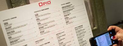 Opio, presenta su carta de temporada