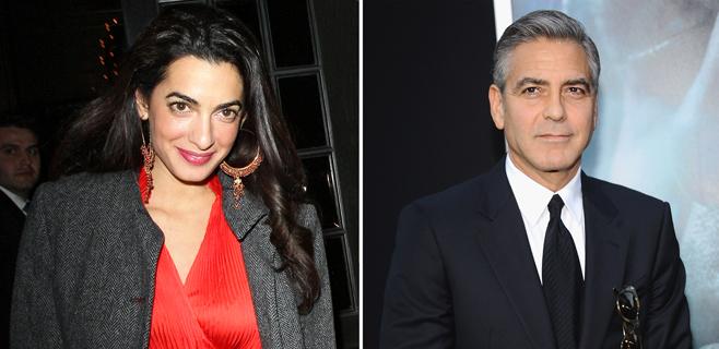 La boda de George Clooney deja de ser un rumor