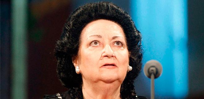 Montserrat Caballé se queda sin subvenciones