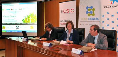 El CSIC y la Obra Social La Caixa traen la ciencia a Calvià
