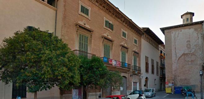 Luz verde a un nuevo hotel boutique en la Plaça de Sant Francesc