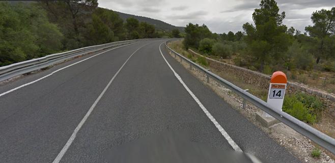 Un conductor se da a la fuga tras arrollar y dejar muerto a un motorista
