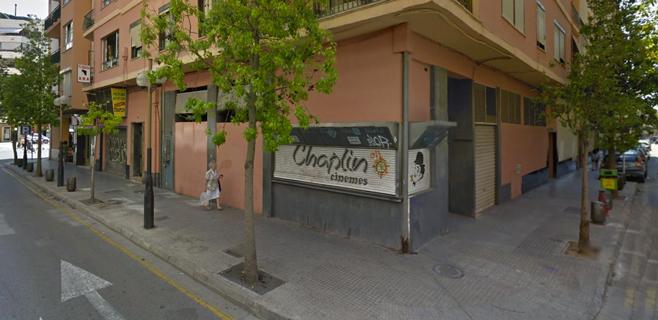 El banco se queda los cines Chaplin